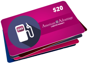 $20 gas gift card stack