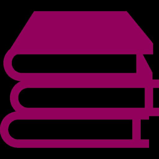 books icon red