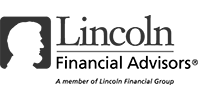 lincoln financial advisors logo