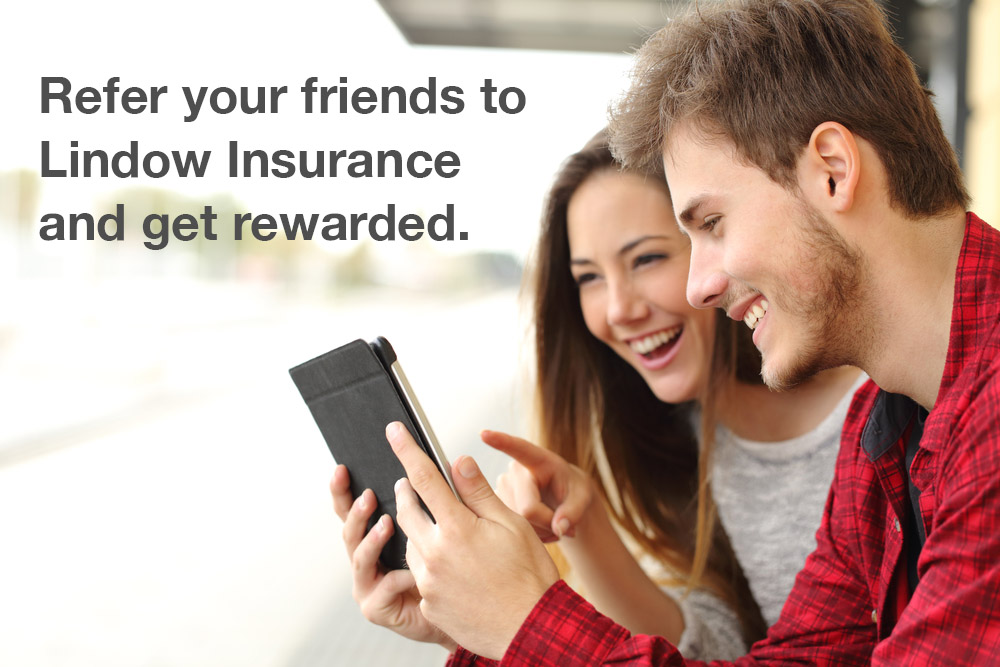 Refer a Friend to Lindow