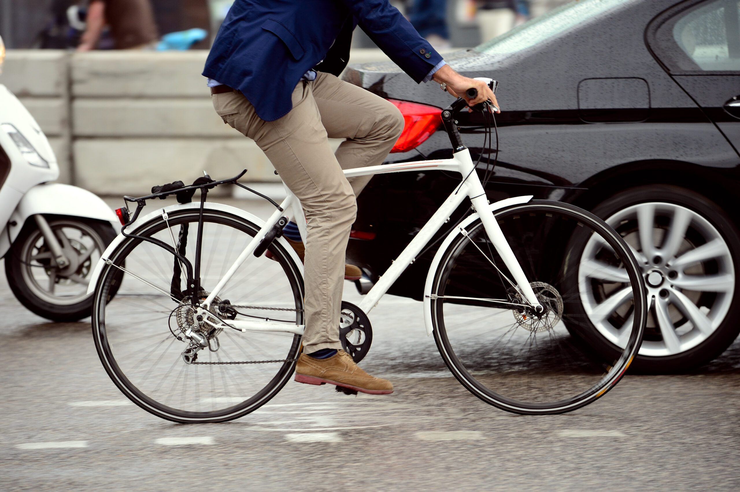 The New Way to Commute