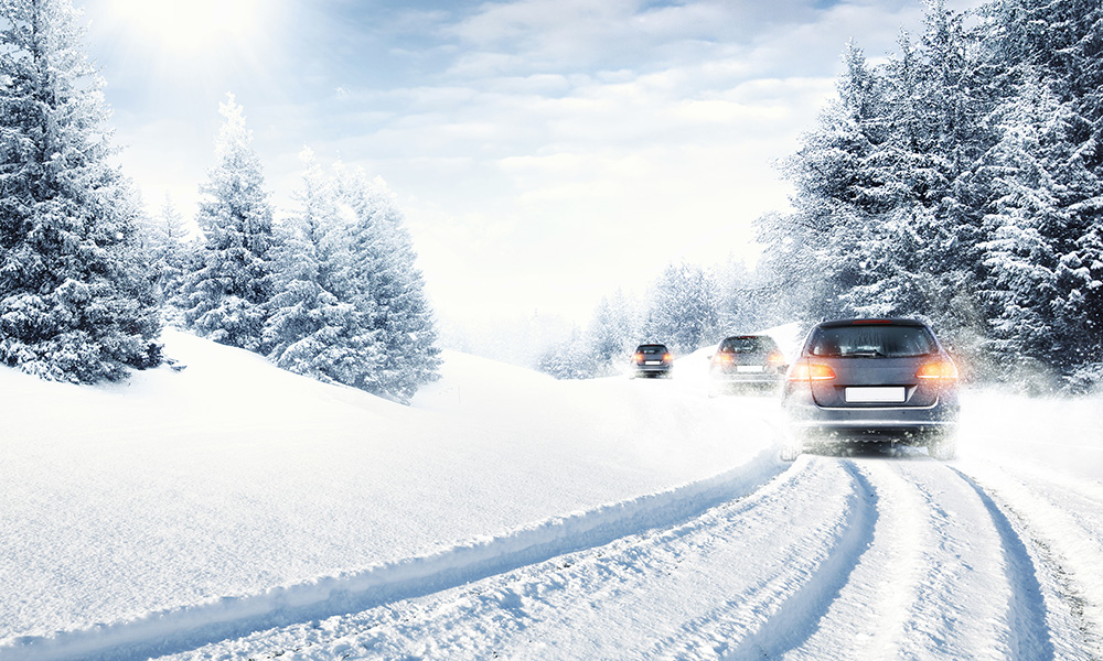 Tips To Prepare For Winter Driving
