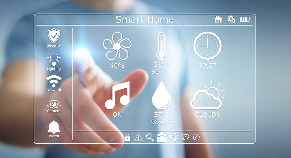The Pros & Cons Of Smart Home Technology