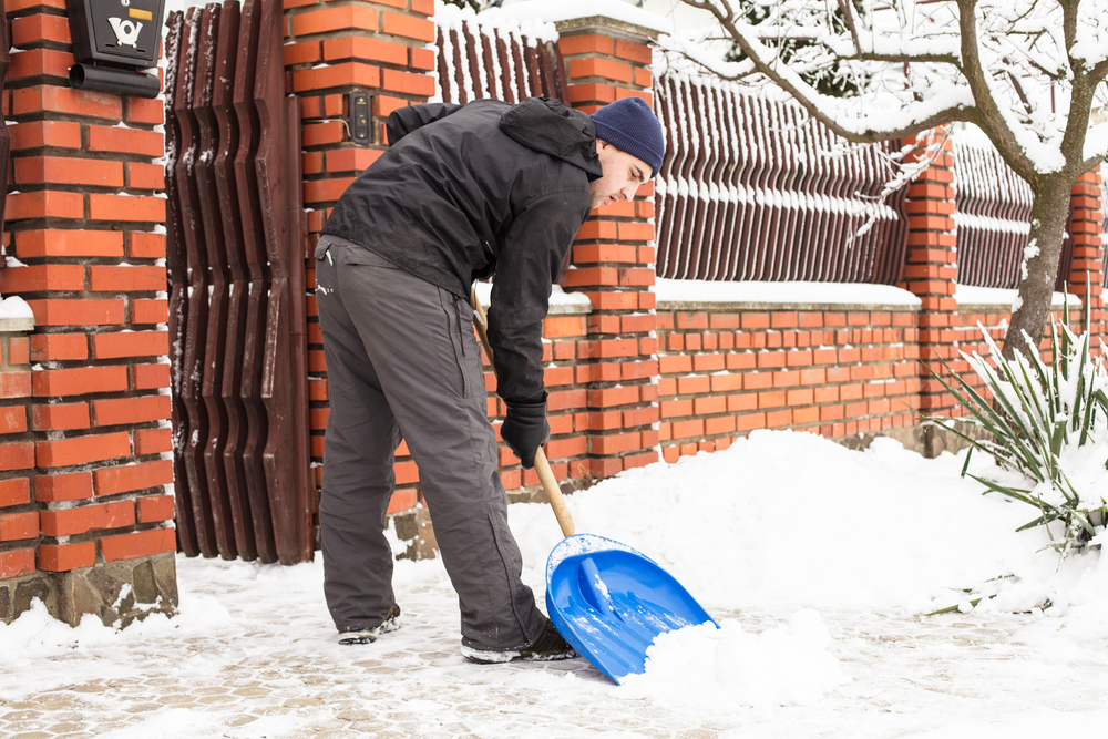 Winter maintenance for your home