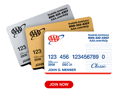 AAA Membership Options