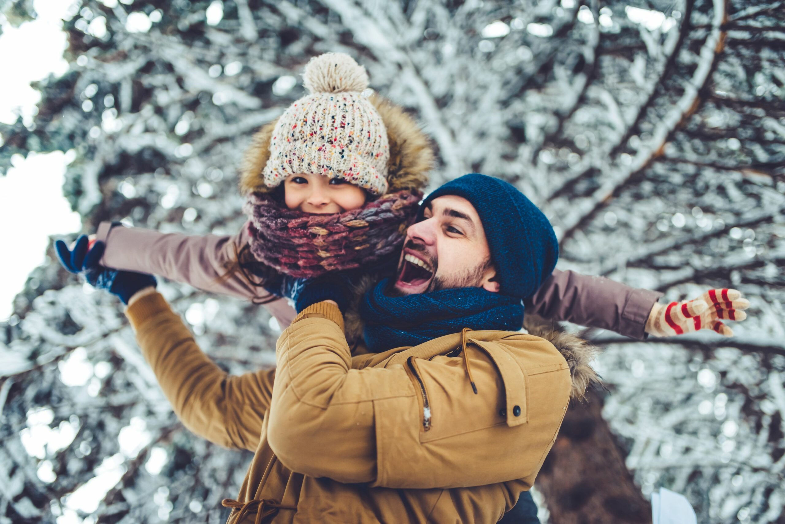 Keep Your Family Safe During Your Favorite Winter Activities